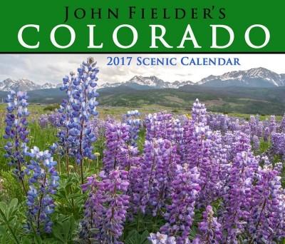 2017 Scenic Wall Calendar