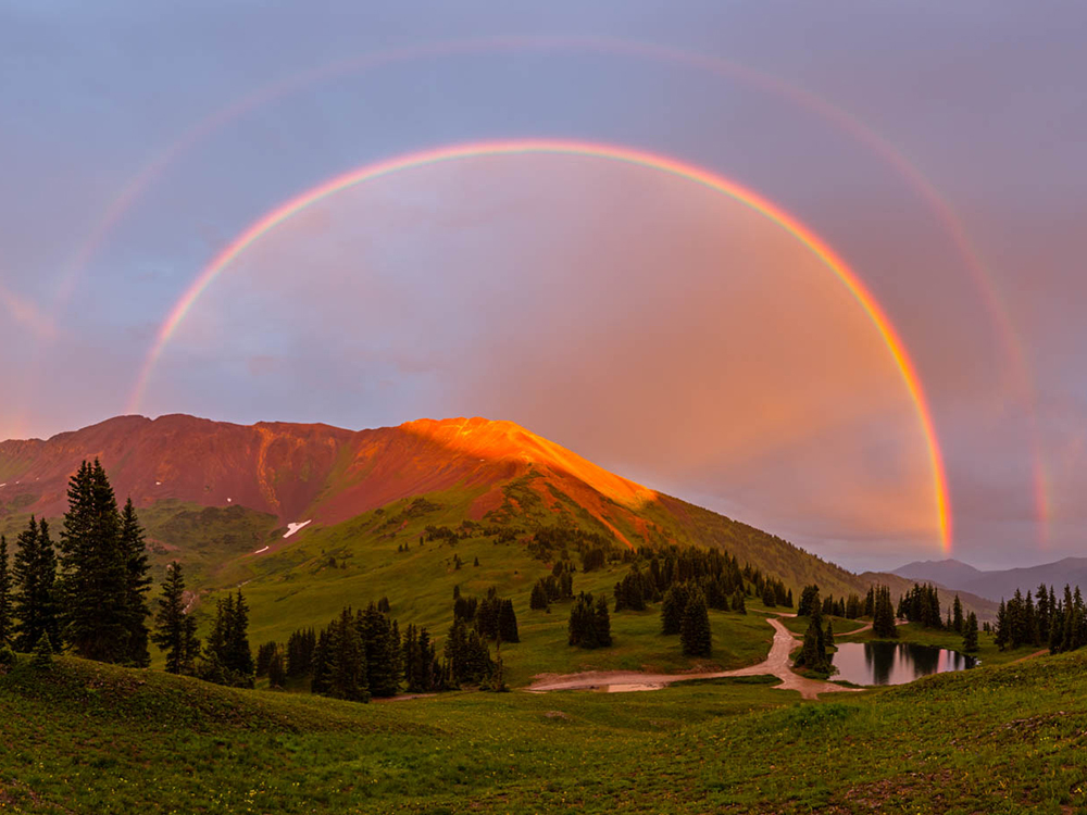 Colorado Rainbows