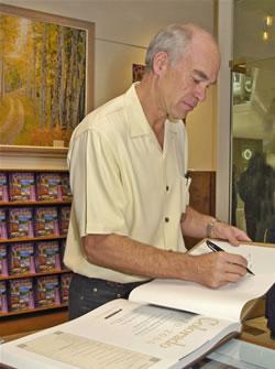 John Signing Books