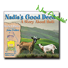 Nadia's Good Deed ~ Now Available!